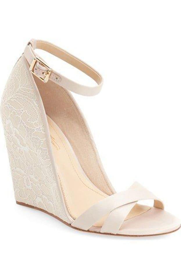 giày cưới ren đẹp