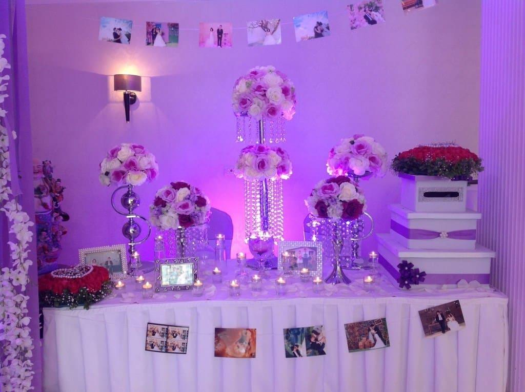 Phòng tân hôn chứa đầy hình ảnh kỷ niệm của bạn