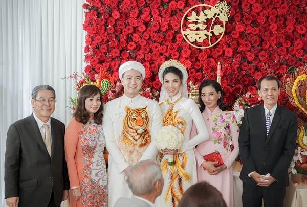 áo dài cưới Lan Khuê 5