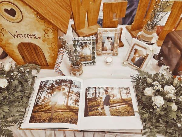 trang trí cưới retro 10