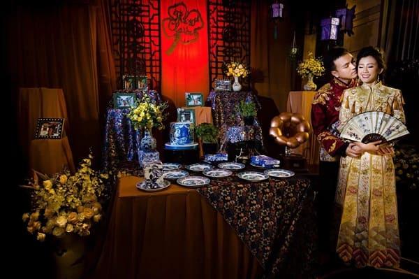 đám cưới người Hoa