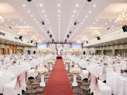 Trung tâm tiệc cưới và sự kiện Vạn Hoa 1