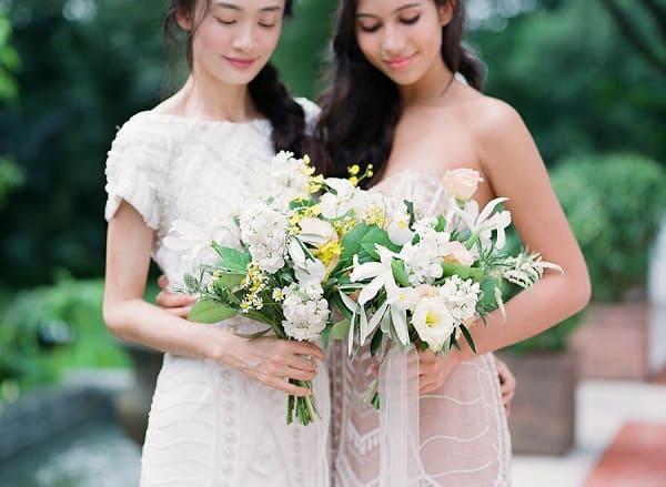 phối màu hoa cưới cô dâu 3