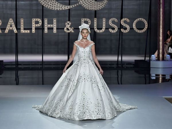 thiết kế váy cưới 2