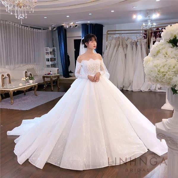váy cưới 17