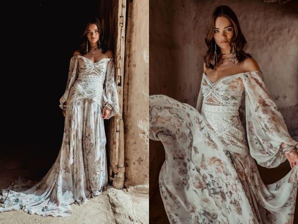 váy cưới bohemian 20