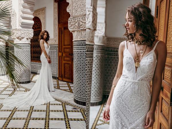 váy cưới bohemian 23