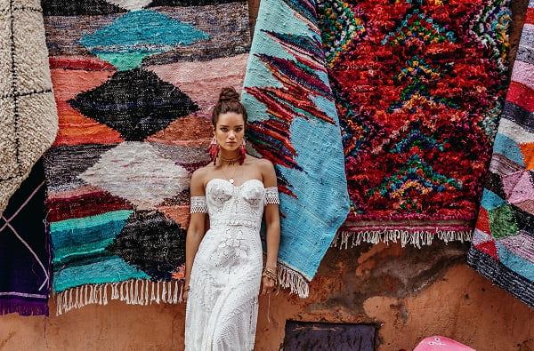 váy cưới bohemian 4