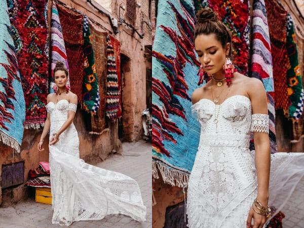váy cưới bohemian 5