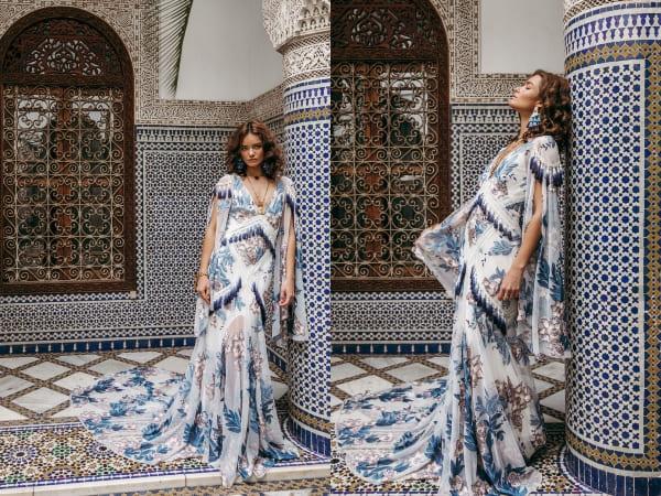 váy cưới bohemian 7