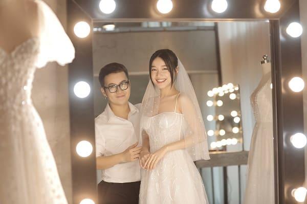 váy cưới Nhã Phương 10