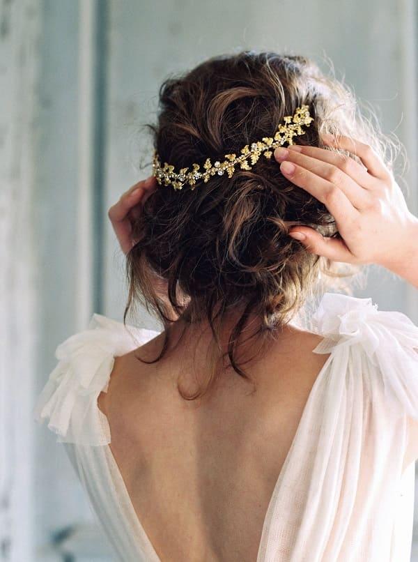 kiểu tóc cô dâu Hàn Quốc 13