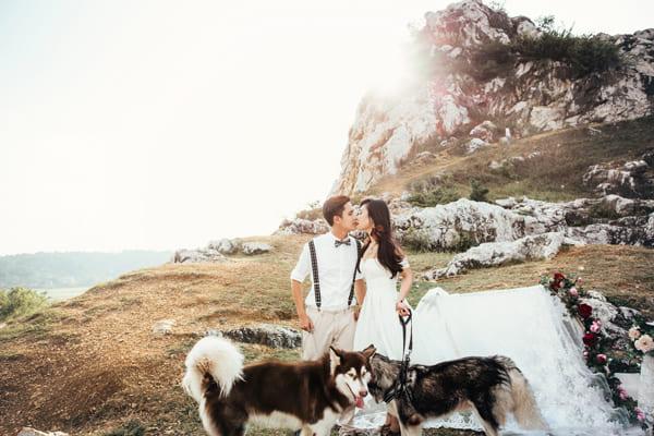 Địa điểm chụp ảnh cưới đẹp ở Hà Nội 2