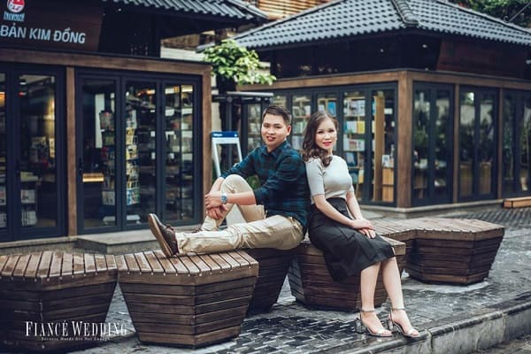 Địa điểm chụp ảnh cưới đẹp ở Hà Nội 1