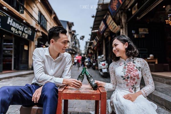 Địa điểm chụp ảnh cưới đẹp ở Hà Nội 5