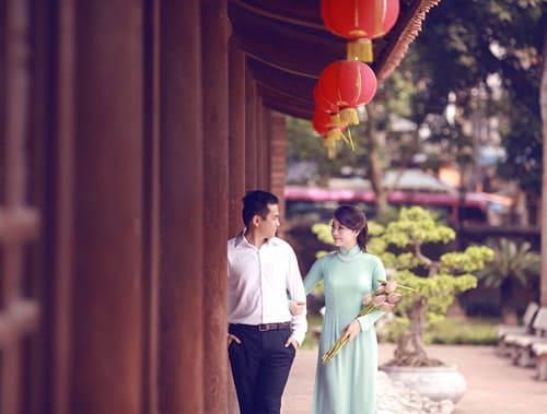 Địa điểm chụp ảnh cưới đẹp ở Hà Nội 13