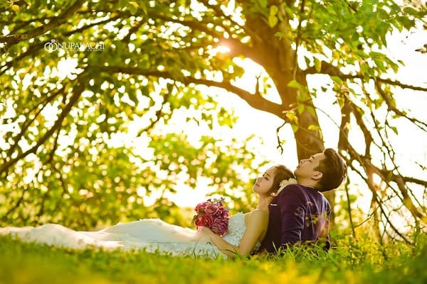 địa điểm chụp ảnh cưới đẹp ở hà nội 15
